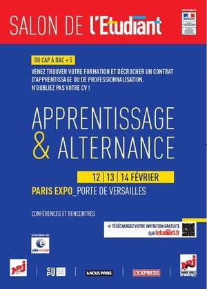 Le Cifca Au Salon De L Apprentissage Et De L Alternance